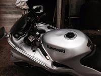 Motorr Kawasaki 1300cc