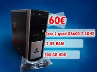 PC core 2 quad q6600