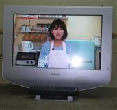 "Sony WEGA 19"" LCD TV 19.6"