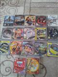 PS3 me 3gjojstika + cd