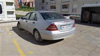 Mercedes C220 2001