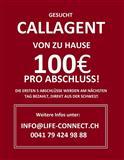 GANZ KOSOVO CALLAGENT 100 € PRO ABSCHLUSS