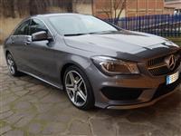 Mercedes  cla 180 amg  disel