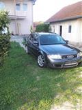 Shes Audi A4 V6 4X4 180 ps Quatro