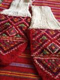 Qorap te leshta punim dore per Valltare ose kol.