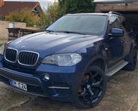 BMW X5 dizel 2012
