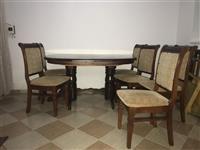 Tavolinë e Bukës
