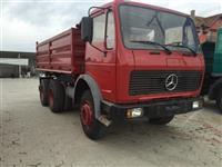 Mercedesi 3 Axe