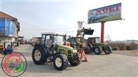 Traktor HURLIMANN XA-607 -00 4X4 80Ps I SHITUR