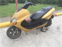 Yamaha 125cc majesty