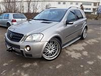 Shes veturen ML 420  AMG