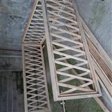 Bejm dekorimin e gilinderavte drurit per kopshte