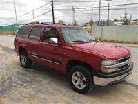 Chevrolet tahoe 5.2 benzin
