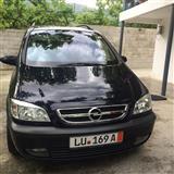 Opel zafira 2.2 Dti 04