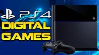 PS4 GAMES DIGITAL