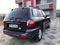 Hyundai santa fe-Mercedes A170cdi padogan(ndrrime)