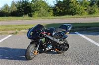 shitet motorri i vogel mini moto