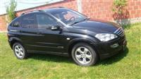 Ssangyong action 2.0 xdi -09