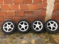 Fellne 16 per Vectra B, mercrdes 205-55-16