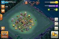 Clash of Clans th9 +builder base th5