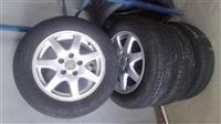 Fellne 15  me goma Per Volkswagen dhe Audi