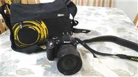 Nikon D3200 24MP + Tripod