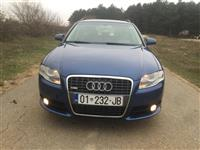 She's Audi a 4