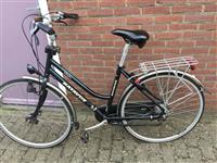 Shitet bicikleta po sa ka ardhur nga holanda