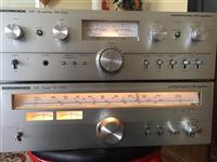 Shitet vintage amplifier NORDMENDE