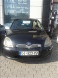 Toyota yaris benzin 1.5 viti 2002