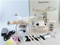 DJI Phantom 3 Professional RC Drone me 4K kamera