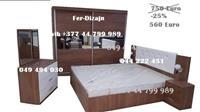 Dhoma Gjumit-Fjetjes 550 Euro vib +377 44 799 989