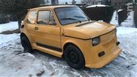 Fiat Kikirez Old Timer Extra irujtun nqelz dhez