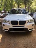 BMW X3 XDrive,