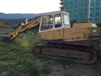 Bager Hutter IHI 120 14ton
