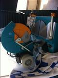 Makina per Pvc & AL per punimin e dritarev e tej