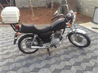 Kros 125cc & choper honda 125cc