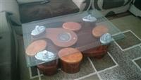 Tavolin xhami