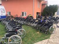 Karroca per Invalid te sapoardhura nga Gjermania