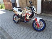 Yamaha supermoto 660 cc