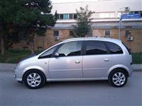 Shes Opel Meriva 2008 1.7 CDTI