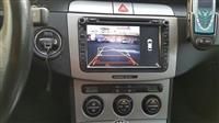 NAVI DVD 8 inch + Kamera parkim per VW,Skoda,Seat