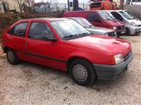 Opel kadet 1.3 benzin rks 9 muj