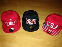 3 kapele (jordan,obey,usa)