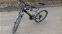 Bicikleta shitet dhe ndrrim i mundshem