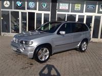 BMW X5 4.4 BEZIN
