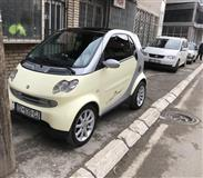 Smart Fortwo 700cc.Benzin-Turbo.2005