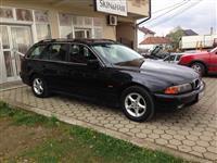Shes BMW 520I n'targa t'Gjermanis