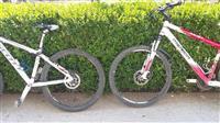 Shiten dy bicikleta 450 euro me diska me glicerin