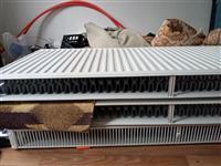 Radiator 60x140cm